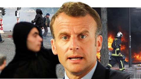 Vissa menar att inrikesministeriet medvetet väntade in Svarta blockets upplopp på första maj. Bild: Francoise Mori / AP / TT