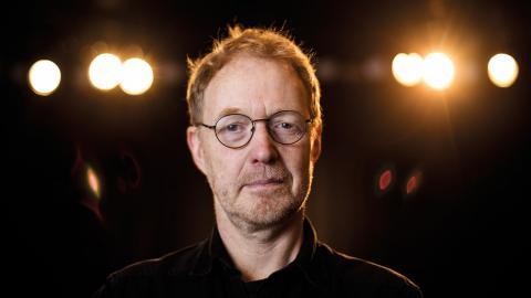 """Håkan Thörn, professor i sociologi och tidigare musikskribent, är författare till boken """"1968 – Revolutionens rytmer"""". Bild: Johan Wingborg"""