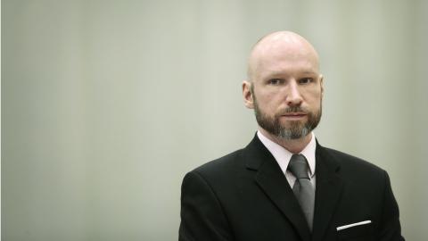 Trots isolerande åtgärder är Anders Behring Breivik ett fortsatt stort inflytande för högerextrema copycats, och han hyllas i ryska sociala nätverk. Bild: Lise Aaserud