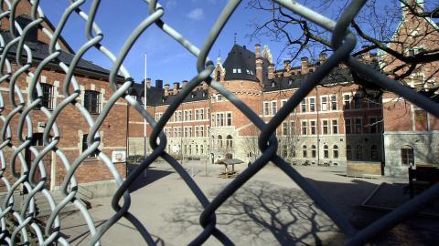 Offentlighetsprincipen och meddelarskyddet gäller inte för friskolor. Bild: Björn Larsson Ask/TT