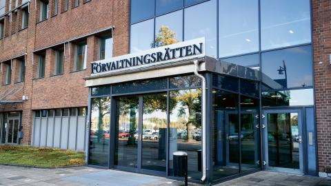 """""""Vi tar det på väldigt stort allvar"""", säger John Panofsky, tf rådman vid Migrationsdomstolen i Göteborg. Bild: Jonas Dagson/TT"""