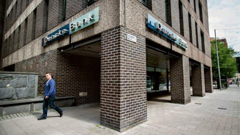 Den respekterade affärstidningen Financial Times har avslöjat att värdet på penningtvätten handlar om upp till 275 miljarder kronor.  Bild: Linus Sundahl-Djerf/SvD/TT