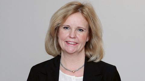 Maria Aleniusson, HR-direktör på Sahlgrenska.  Bild: Västra Götalandsregionen