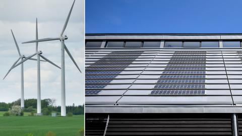 Förnybar energi är billig, men fordrar investeringar. Den som har mycket pengar att investera kan ensam dra nytta av denna möjlighet att sänka sina kostnader, skriver Tomas Kåberger. TT