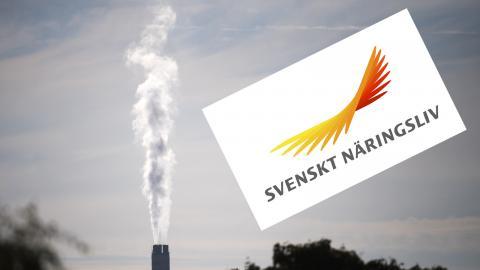 Bild: Henrik Montgomery/TT / Svenskt näringsliv