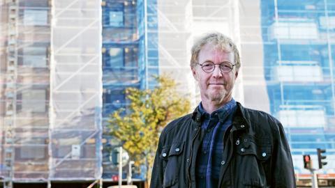 Håkan Thörn är sociologiprofessor vid Göteborgs universitet. Bild: Hanna Strömbom