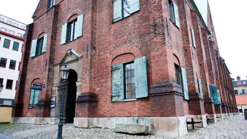 Kronhuset i Göteborg där kommunfullmäktige sammanträder.  Bild: Martin Spaak