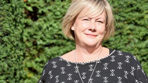 Anna Ledin, direktör för miljöförvaltningen. Bild: Melker Ledin