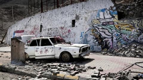 Bild: Nariman El-Mofty/AP/TT