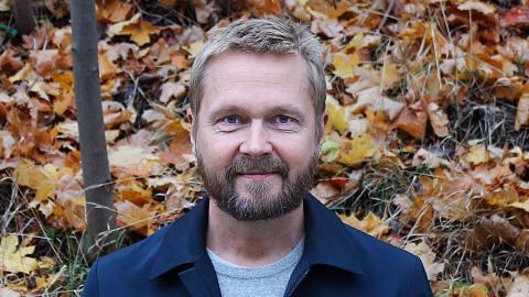 """""""Det har aldrig känts mer meningsfullt att vara journalist än det gör idag."""" Bild: Jörgen Lund"""