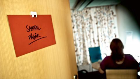 """""""Mätande har överlag blivit det vedertagna existensberättigande som visat hur psykologin hjälper människor att leva ett friare och rikare liv."""" Bild: Yvonne Åsell/SvD/TT"""