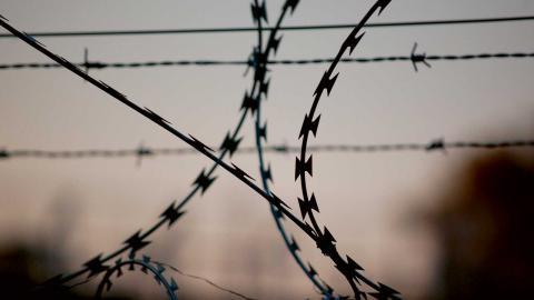 """"""" Dessa arresteringar och anklagelser är ännu en del av den skrämselstrategi som regimen använder sig av för att få tyst på arbetarna."""", skriver debattören. Foto:TT/AP"""