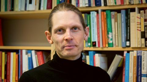 Johan Wejryd  Bild: Linda Koffmar