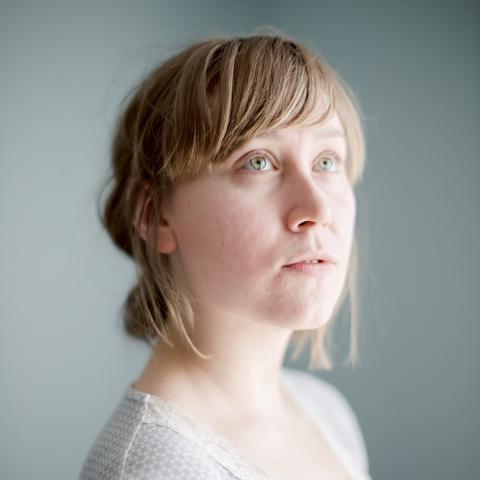 Porträtt Rebecka Uhlin