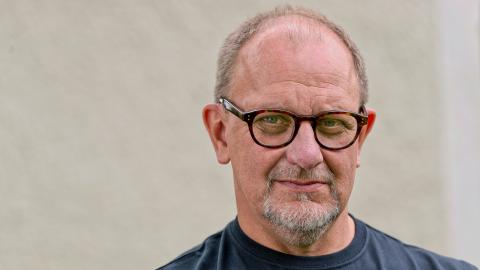 Johan Söderström. Bild: Privat