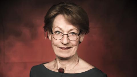 Gudrun Schyman (FI). Bild: Elisabeth Ohlson Wallin