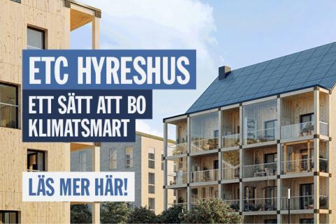 Läs mer om ETC Hyreshus