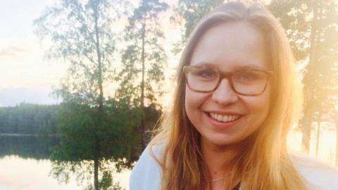 Amalia Pedersen, ersättare i kommunfullmäktige och distriktsordförande för SSU i Göteborg. Bild: Socialdemokraterna
