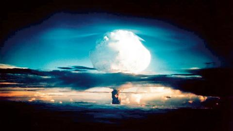 """Ryssland har, liksom USA, även tusentals kärnvapen som är avsedda för mer närbelägna mål. Dessa kan inte elimineras genom ett """"förstaslag"""", skriver debattören Bild: Pixabay"""