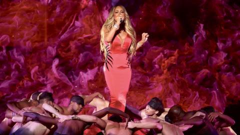 Mariah Carey. Bild: Matt Sayles