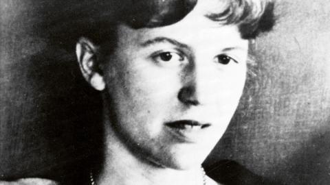 """Sylvia Plath skrev nästan på varje sida av """"Den store Gatsby"""": Hon gjorde understrykningar, ritade stjärnor vid sina favoritcitat och skrev anteckningar. Bild: TT"""