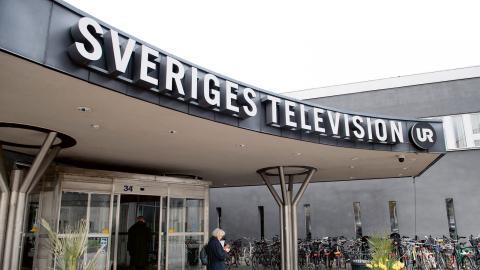Många reagerade på ett par klimatskeptiska debattartiklar som publicerades på SVT i förra veckan.   Bild: Jessica Gow/TT