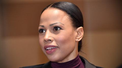 Alice Bah Kuhnke (MP). Bild: Jonas Ekströmer/TT