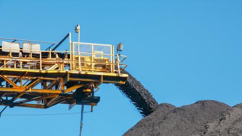 Idag finns det 21 kolkraftverk och 405 verksamma kolgruvor i Australien. Bild: Shutterstock