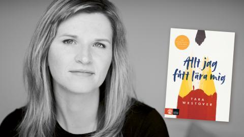 """Tara Westovers memoarer """"Educated"""" möttes i USA av både priser, fina recensioner och höga försäljningssiffror. Nu finns boken på svenska, med titeln """"Allt jag fått lära mig"""".  Bild: Paul Stuart"""
