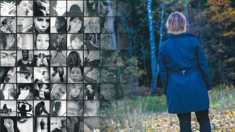 """""""Om vi skulle samla ihop oss som fått avslag under 2016–2018 är vi nära 130 000 personer"""", skriver debattörerna. Foto: Privat/Jonas Ekströmer/TT"""