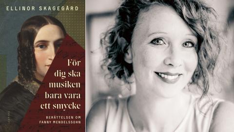Ellinor Skagegård hörde talas om Fanny Mendelssohn för fem år sedan, och  greps av historien om den begåvade men länge bortglömda kompositören.  Bild: Robert Agius