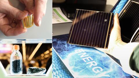 Grafen är 200 gånger starkare än stål, ändå böjbart och lätt, med förmågan att släppa igenom ljus och samtidigt leda ström.