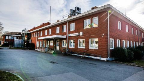 Arbetsförmedlingens kontor i Lessebo är ett av de som föreslås läggas ned. Foto: Suvad Mrkonjoc