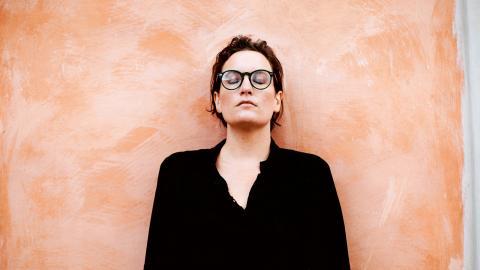 """Agnes Lidbecks """"Gå förlorad"""" avslutar den triptyk som inleddes med """"Finna sig"""" (2017) och """"Förlåten"""" (2018).  Bild: Kajsa Göransson"""