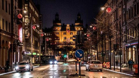 Foto: Lars Pehrson / SVD / TT