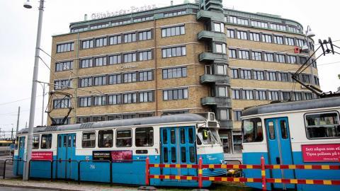 Göteborgs-Posten får nya ägare. Foto: Frida Winter/TT