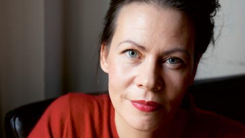 """""""Bobby Love"""" är Marina Nilssons debutroman. Bild: Emil Malmborg"""