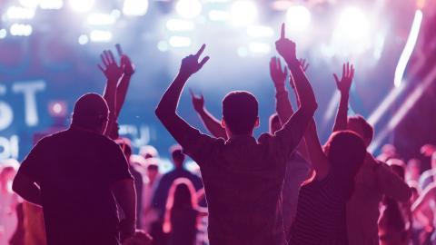 House- och technofestivalen Department satsar på att bli världens första klimatpositiva musikfestival.   Bild: Shutterstock