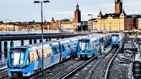 Sommarlovskortet visar att det är möjligt att göra kollektivtrafiken avgiftsfri. Foto: Tomas Oneborg / SVD / TT