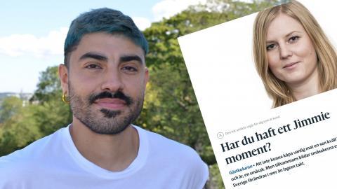 Daniel S Ogalde. Bild: Johanna Carlberg / Skärmdump