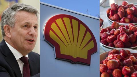 Ben van Beurden, vd för Shell. Bild: Sergei Karpukhin/Pool Photo/AP / Kirsty Wigglesworth/AP / Heiko Junge/NTB/TT