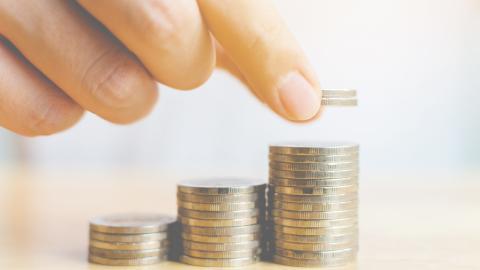 Pengar läggs på hög istället för att användas till produktiva investeringar. skriver dagens debattör.   bild shutterstock