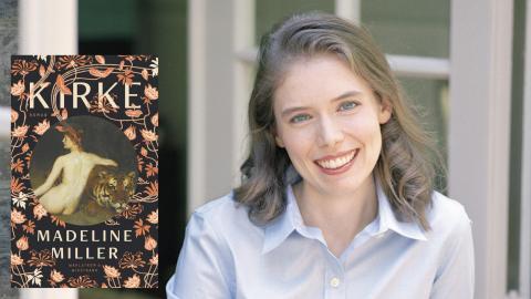 Författaren Madeline Miller lyckas bättre än de flesta med att ge kött och liv åt sagans symboliska gestalt när hon låter nymfen Kirke föra sin egen talan och själv berätta sin historia, tycker Jenny Aschenbrenner.  Bild: Press
