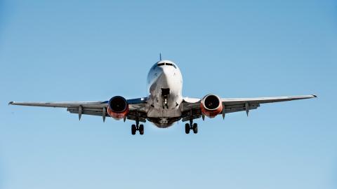 Dagens ETC reder ut de olika stöd som går till flyget.  Bild: Lars Pehrson/TT
