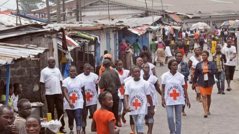 87 procent av frivilligorganisationernas arbete i tredje världen utförs av lokala organisationer, enligt en beräkning från FN:s kontor för koordination av humanitära insatser.  Bild: Abbas Dulleh/AP