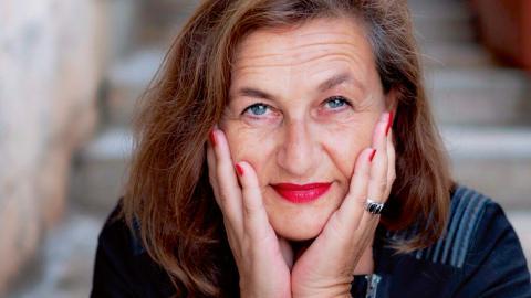I boken skildrar Katia Wagner Ghazis långsamma väg mot radikalisering. Bild: Hussein El-Alawi