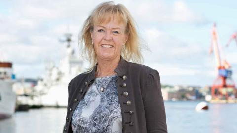 Eva Hessman, stadsdirektör i Göteborg.  Foto: Stadsledningskontoret