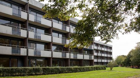 """""""De allmännyttiga bostadsbolagens uppgift är inte att generera vinst åt ägarna eller att tillföra resurser till de kommunala budgetarna"""", säger Momodou Malcolm Jallow, bostadspolitisk talesperson på Vänsterpartiet. Bild: Helsingborgshem"""