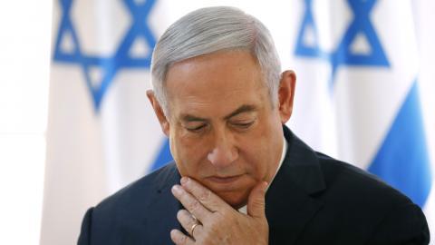 Bild: Amir Cohen/AP/TT
