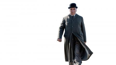 Jim Carter i rollen som Mr Carson.